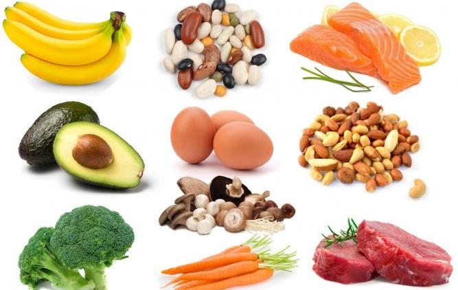 Витамины группы В и их полезные свойства